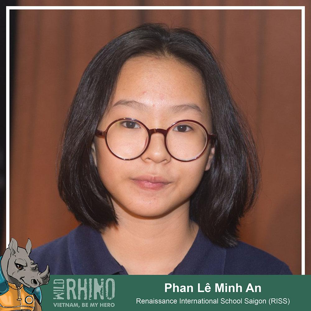 Wild Rhino 2019 Ambassador