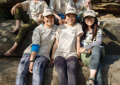 WRC - Vietnamese Youth Trails 2017 - 00038