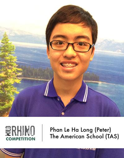 Phan Le ha Long (Peter) TAS