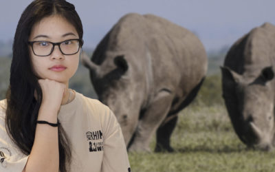 Vietnamese youth appeal to their peers to stop using rhino horn