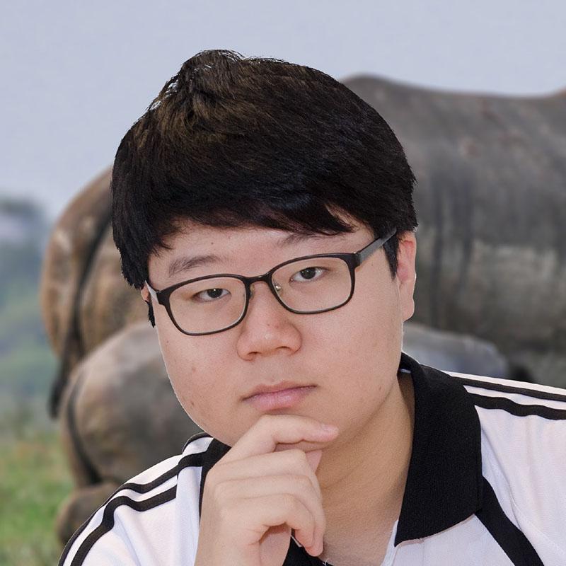 Wild Rhino 2018 Ambassador - Choi Chan Gyu