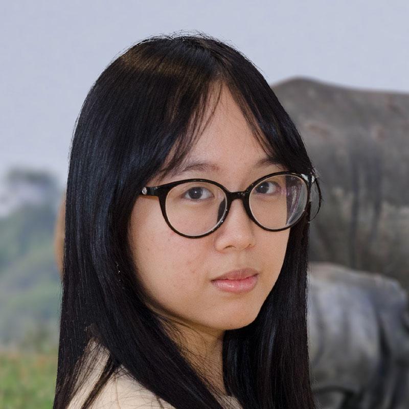 Wild Rhino 2018 Ambassador - Nguyen ha Chi