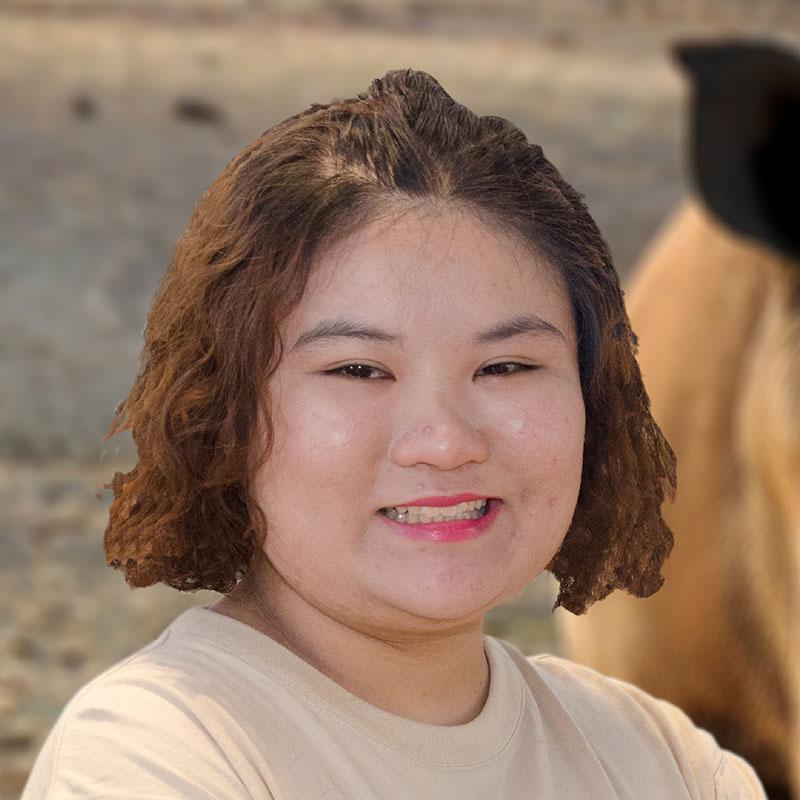 Wild Rhino 2018 Ambassador - Tran Nguyen Giang Tien