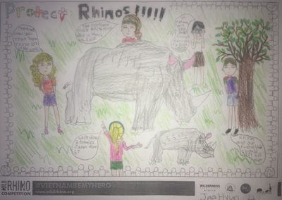 Wild Rhino Competition 2019 - Junior Winners - 26